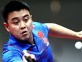 世乒赛-中国男团3-0朝鲜