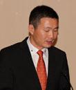施强集团党委书记、董事长兼总裁 虞陆平