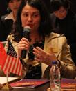 普度大学盖莱默分校国际招生代表 Anka Matijevich