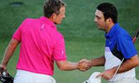 2012年高尔夫大师赛 美国大师赛 golf master 伍兹 麦克罗伊 保尔特 唐纳德 石川辽  史翠克 哈灵顿 舒瓦特泽尔