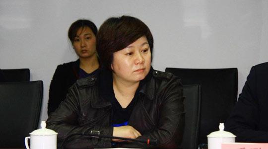 搜狐汽车新闻中心总监王秋凤
