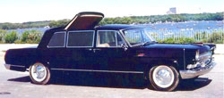 1984年阅兵车