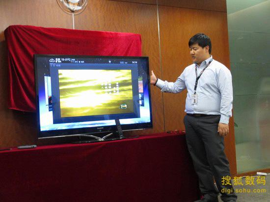 联想产品经理介绍K91智能电视