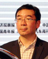 CCTV广经中心主任何海明