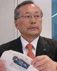 马自达董事会主席、社长兼CEO山内孝