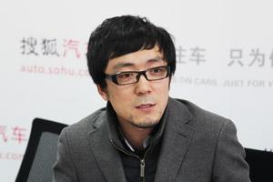 中国经济时报汽车周刊主编 陈喆