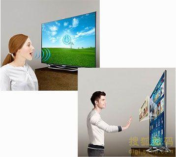 语音和手势控制是三星2012年智能电视中的新尝试