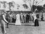 1900年巴黎奥运会 高尔夫