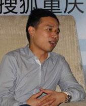 广汽乘用车销售部高级主任、市场传播科科长江伟