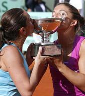 女双冠军,法网