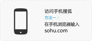 访问手机搜狐