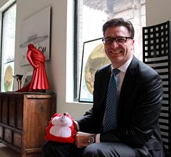 专访豪华精选全球品牌领导人Paul James先生