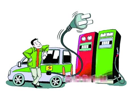 新能源产业规划 纯电动汽车将成发展方向