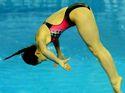 女子3米跳板单人