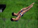 男子双人十米台