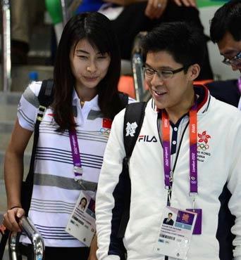 男子400米自孙杨力压朴泰桓 创造新历史