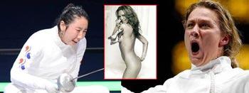 """策划图:韩网民传海德曼裸照 报复""""1秒绝杀"""""""