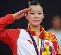 李雪芮羽毛球女单夺冠