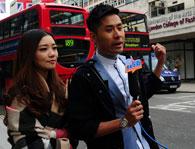 西游伦敦记:黄征于莎莎客串主持