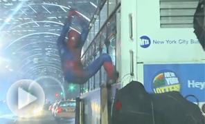 《超凡蜘蛛侠》幕后制作特辑