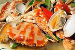 止锚湾:处女海滩享海鲜大餐