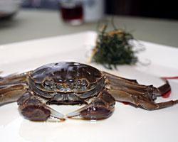 话梅花雕醉蟹 和酒店大厨学做最鲜美的螃蟹