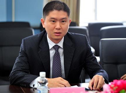 马来西亚驻华大使馆教育参赞 林佑穰