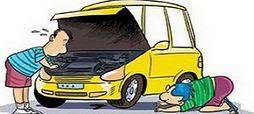 车辆篇:做好检查 带齐工具