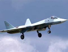 俄印联合研制第五代战机 借鉴T-50技术