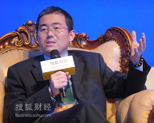 国际金融研究院副院长刘胜军