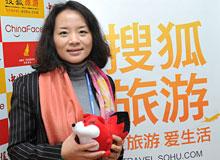 德国旅游局首席代表李朝晖
