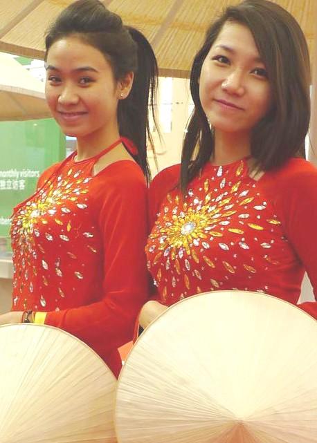 越南姐妹花