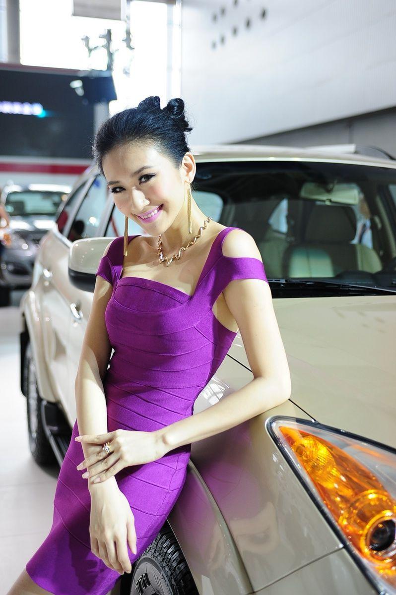 车模,美女,高清大图——2012广州车展模特-搜狐汽车
