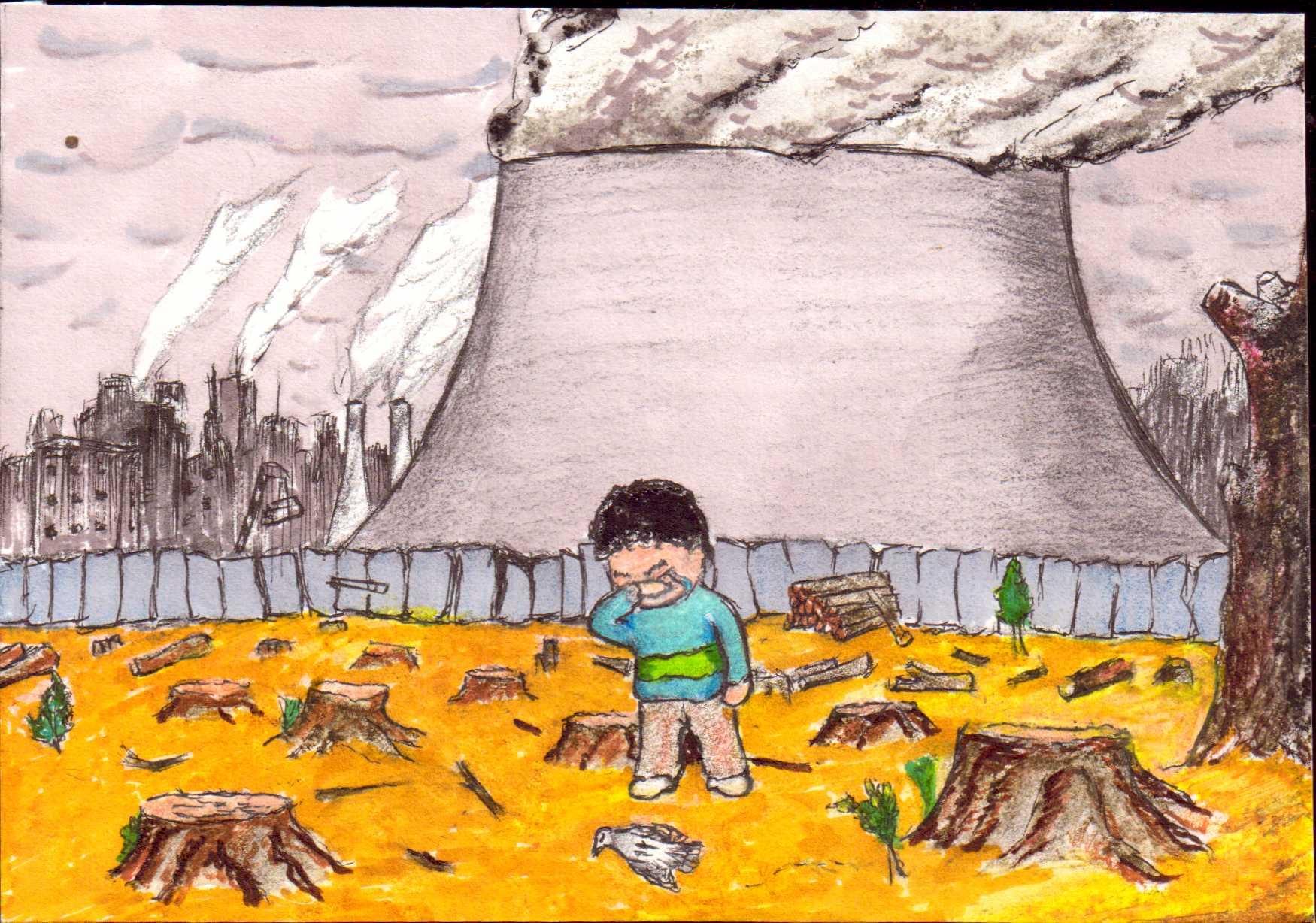 设计 多哈/气候明信片设计大赛获奖作品展示