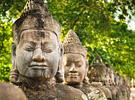 柬埔寨吴哥4晚6天休闲游