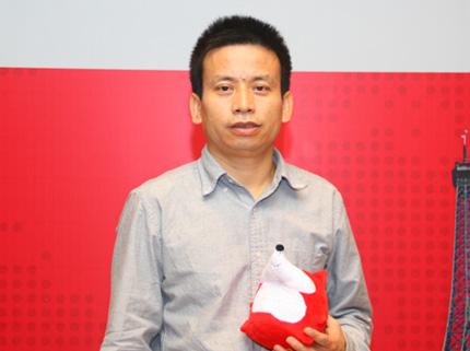 陈志文,中国教育在线总编