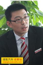 专访:捷龙东风悦达起亚4S店总经理李少君