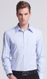 商务休闲男装长袖衬衫
