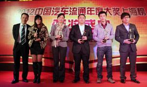 年度区域营销奖