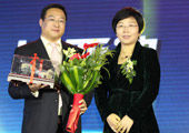年度中国汽车品牌:比亚迪