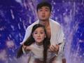 刘旭宋雯创意双人舞尽显别样美感