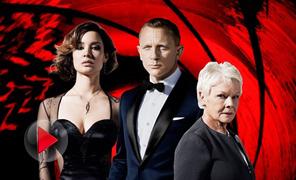 《007:大破天幕杀机》独家预告片