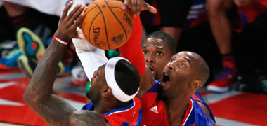 2013NBA全明星,NBA全明星