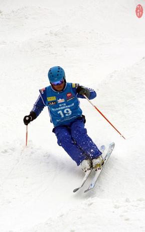 第六届南山业余猫跳滑雪比赛