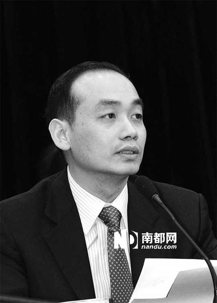 张育彪。南方日报记者 王辉 摄