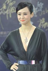 第三届北京国际电影节红毯