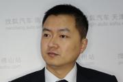 庞海:东风小康汽车有限公司销售公司总经理