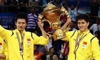 2011苏迪曼杯