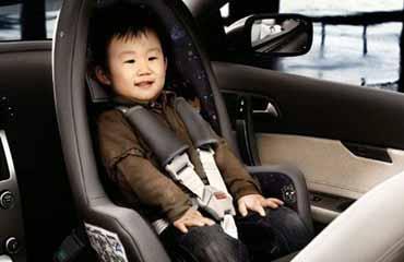 忽视儿童安全座椅-车主存认识误区
