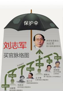 刘志军卖官图